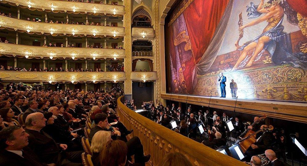 Тбилисский оперный театр