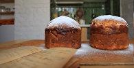 Пасхальный кулич по рецепту прабабушки