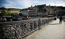 Старый Тбилиси. Район Абанотубани