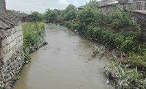 Наводнение в селе Гавази