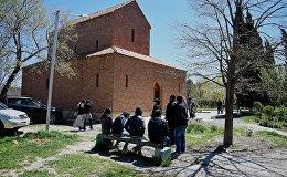 В грузинском селе сохранили богослужение на древнем арамейском языке