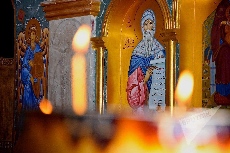 Кандский монастырь имени тринадцати ассирийских отцов