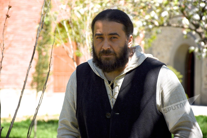 Духовный наставник Серафим Бит-Хариби, село Канда