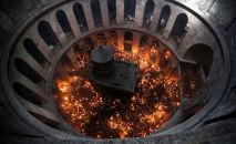 Храм Гроба Господня в Старом городе Иерусалима