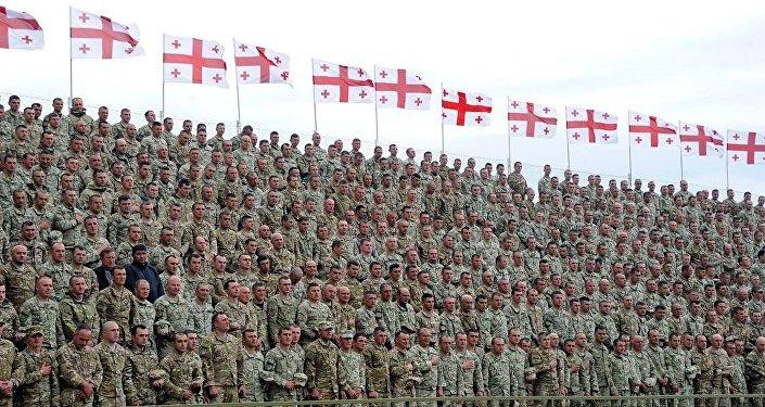 Вооруженные силы Грузии