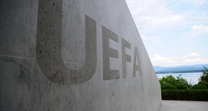 Вручение трофеев натурнирах УЕФА будет проходить наполе