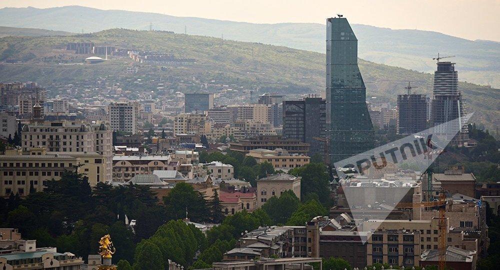 Строительство высоток - Тбилиси