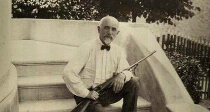 Микаэл Арамянц