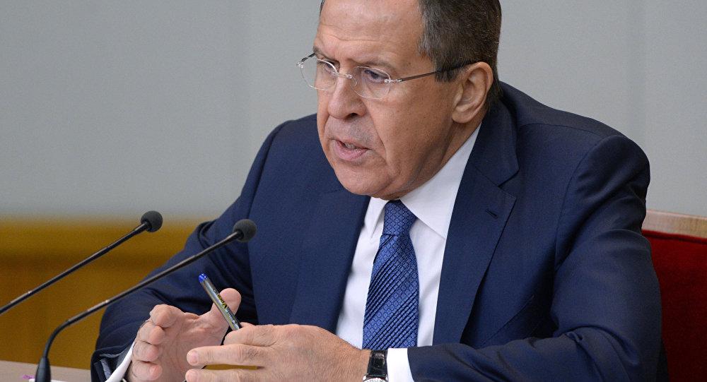 Лавров: Российская Федерация обеспокоена отсутствием вмире цельного фронта борьбы стерроризмом