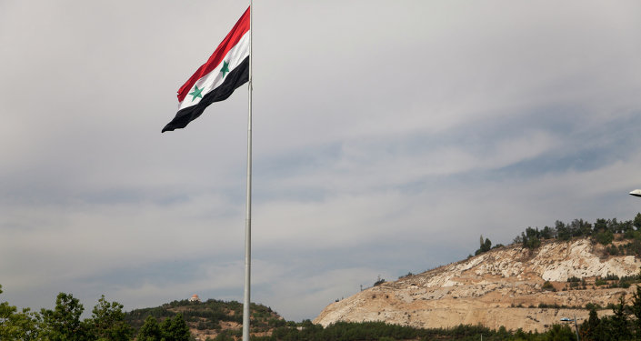 Столица Сирии Дамаск