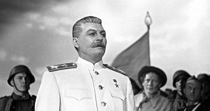 И.В. Сталин - к/ф Падение Берлина