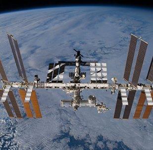 МКС на орбите