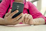 Использование мобильных приложений в смартфоне
