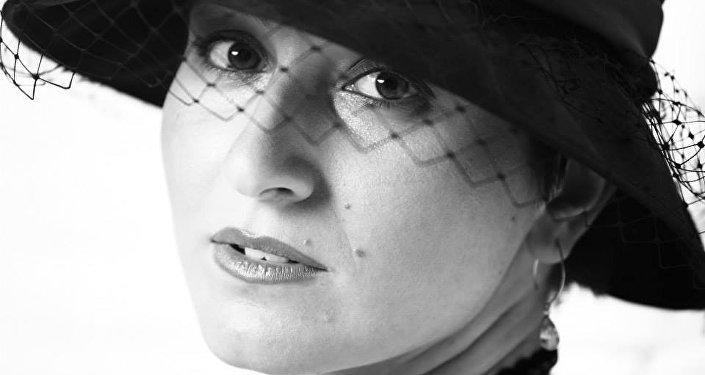 Оперная певица Саломе Джикия