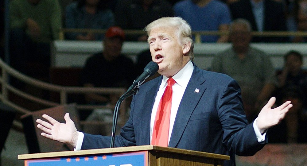 Личное состояние Трампа превосходит USD 10 млрд