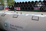 Начало строительства Трансадриатического газопровода