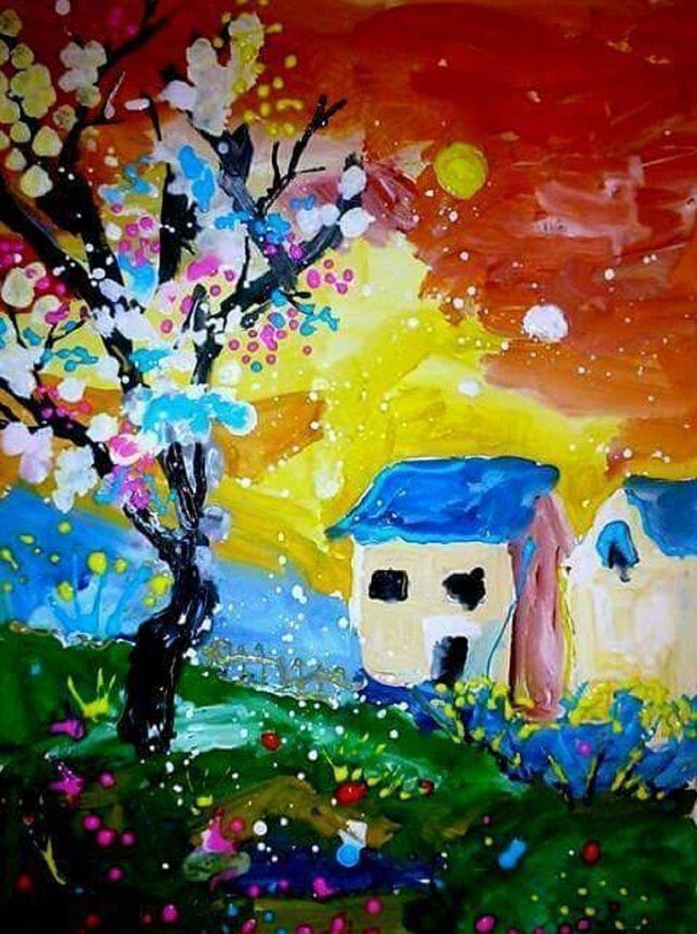 Имеретинская весна Цотнэ Микутишвили