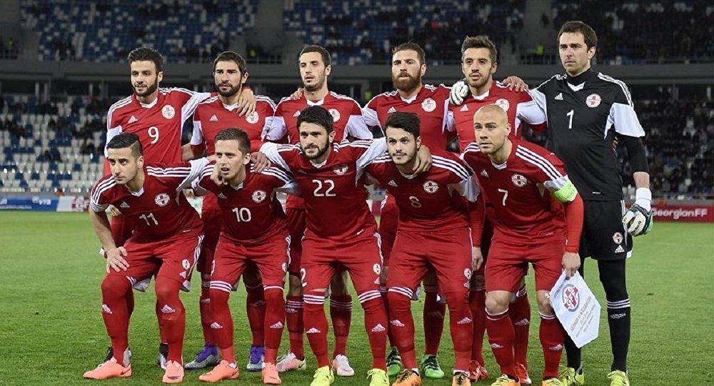 Футбол сборная грузии состав