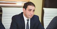 Главный прокурор Грузии Ираклий Шотадзе