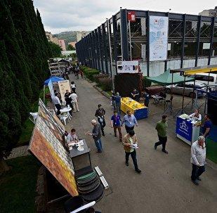 Международная выставка строительства и аксессуаров Caucasus Build