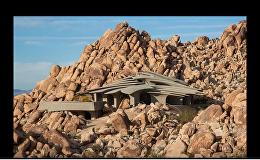 სახლი კალიფორნიის უდაბნოში