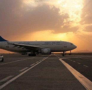 TABAN Airlines თვითმფრინავი