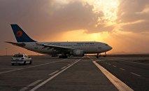 Самолет иранской авиакомпании TABAN Airlines
