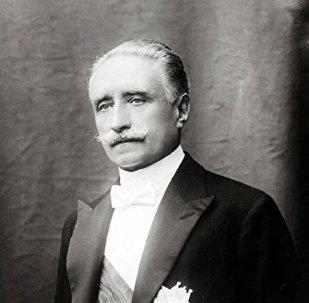 პოლ დეშინელი საფრანგეთის პრეზიდენტი 1920 წელს