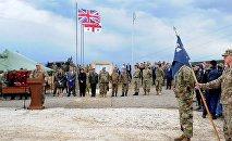 Закрытие военных учений Достойный партнер - 2016