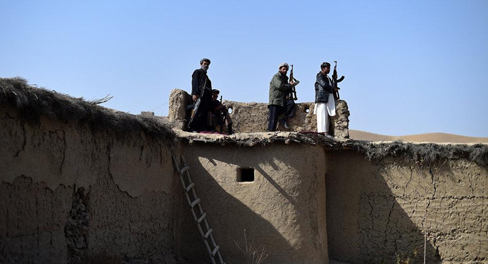 Запись сотказом отпереговоров сАфганистаном поддельна— Талибан