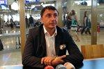 Грузинский футбольный тренер Шота Арвеладзе