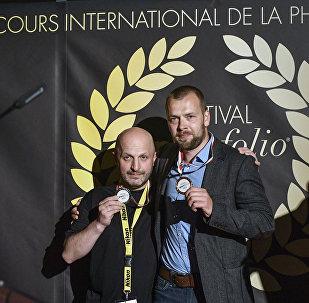 Фотокорры Sputnik завоевали награды Sportfolio Festivall