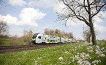 Поезд Stadler Bussnang