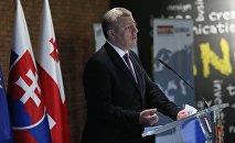Георгий Квирикашвли на грузино-словацком бизнес-форуме