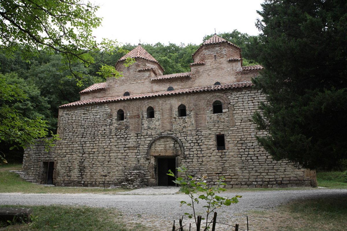 Монастырь Сабацминда в Карданахи
