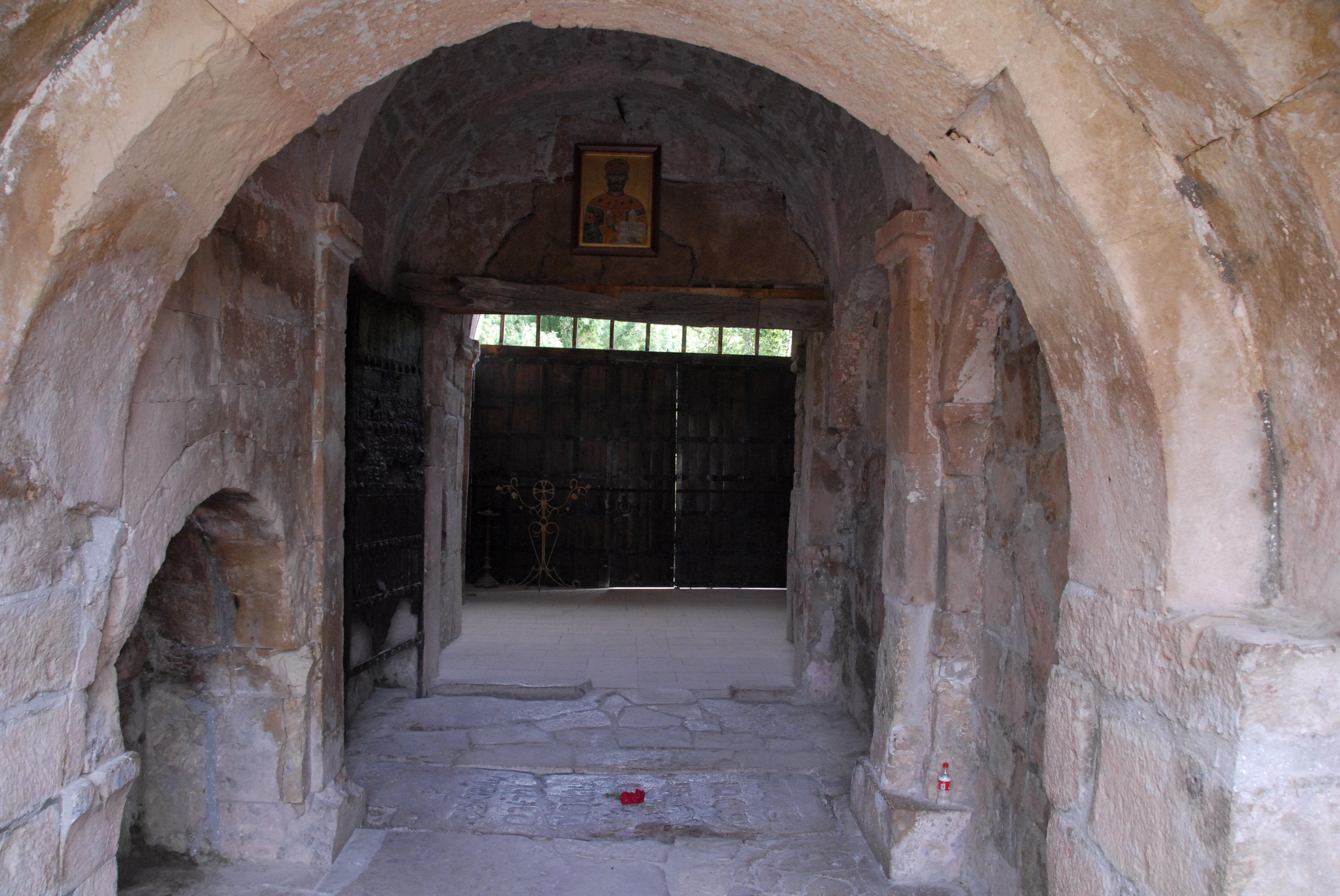 Могила царя Давида Агмашенебели