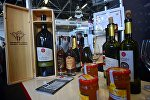 Международная винная выставка Wine & Spirit