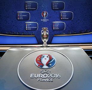 Окончательные итоги жеребьевки финального турнира чемпионата Европы по футболу 2016 во Франции
