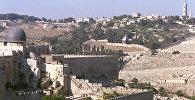 Вид на город Иерусалим