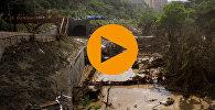 Наводнение в Тбилиси. Как это было ЛОНГРИД