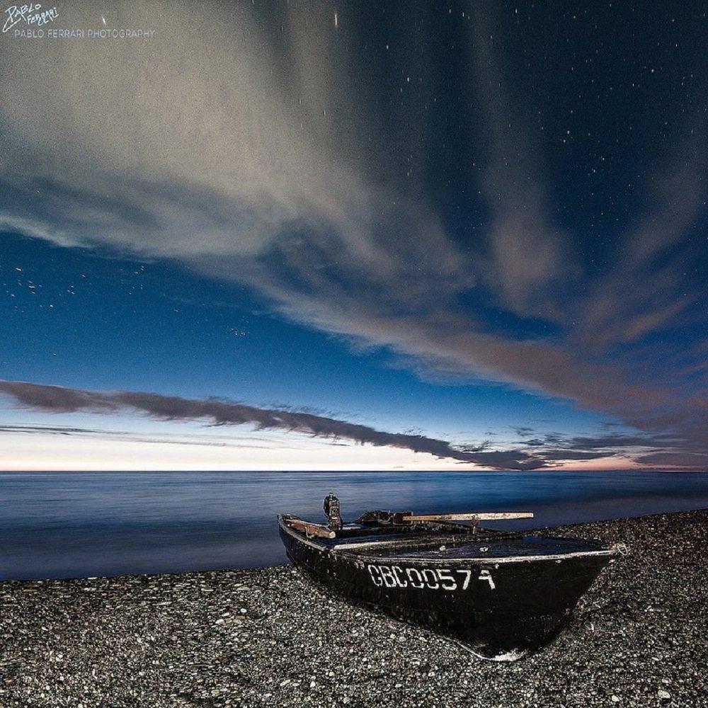 Пляж. Кобулети. Фото Пабло Феррари