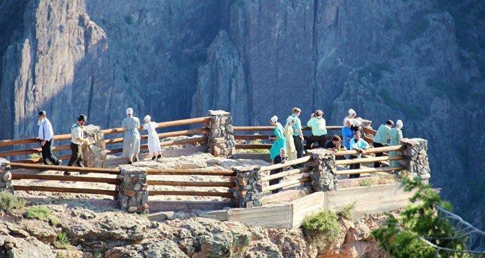 Туристы амиши