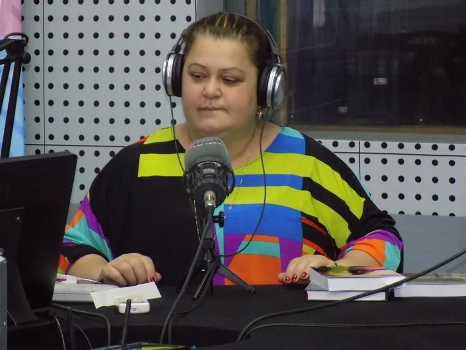 Писатель Ирма Бегларишвили