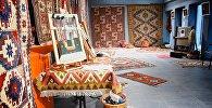 Восточные ковры ручной работы - фестиваль в крепости Рабат