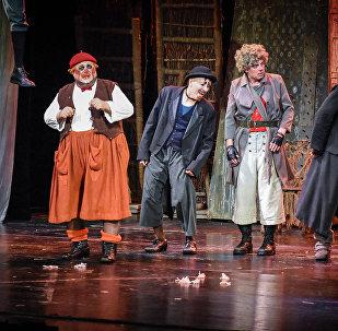 Спектакль театра Калягина