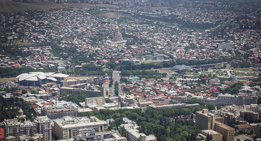 """""""Зеленый город"""" начинают строить в Тбилиси"""