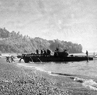 Керченско-Эльтигенская десантная операция. 1 ноября 1943