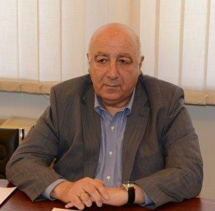 Советник премьера Грузии Тедо Джапаридзе