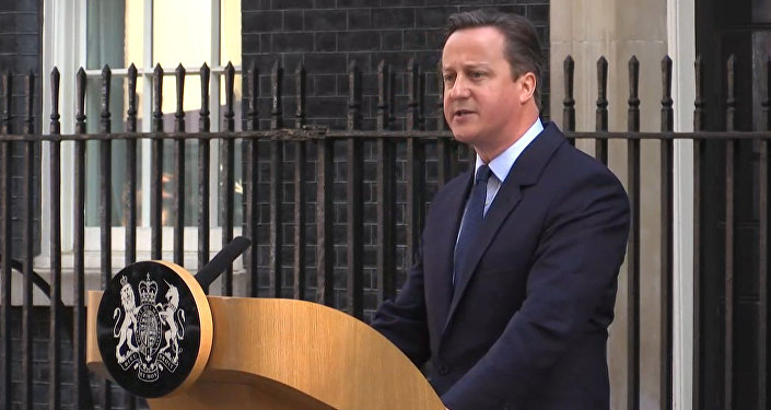 Кэмерон заявил, что новый премьер-министр должен быть определен к октябрю