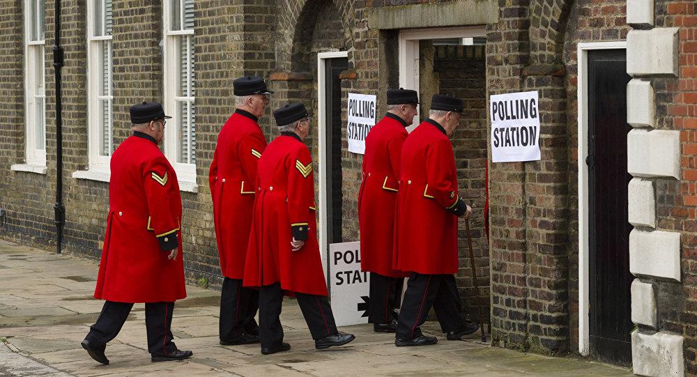 Великобритания «позволит гражданамЕС остаться» после Brexit